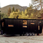Land Ark unveils the Draper midcentury modern mobile home