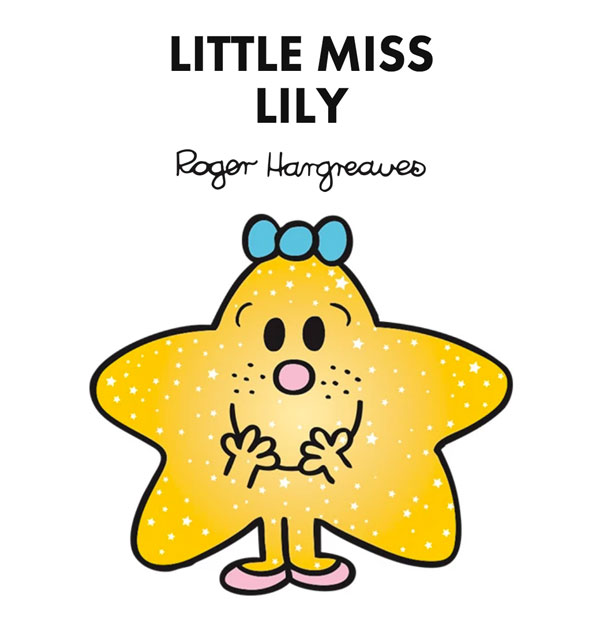 Personalised Little Miss prints