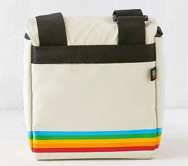 Polaroid Originals retro camera bag at Urban Outfitters