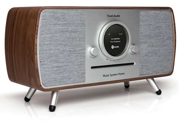 9. Retro-style Music System Home by Tivoli Audio