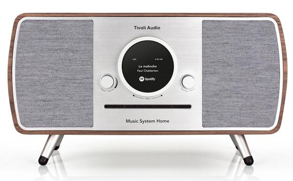 Retro-style Music System Home by Tivoli Audio