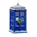 Retro Doctor Who Christmas decorations by Kurt Adler