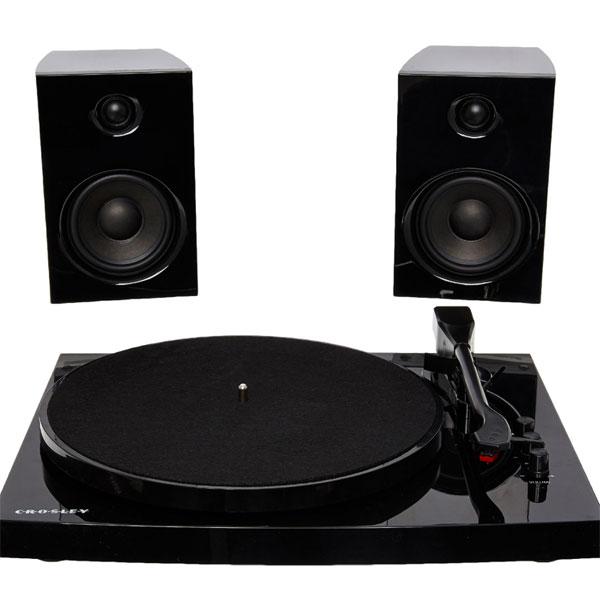 Discounted: Crosley record players at TK Maxx