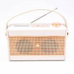 GPO Retro Darcy 1960s-style radio