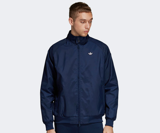 From the archive: Adidas Harrington Jacket