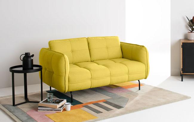 7. Astoria Bauhaus-inspired wool rug