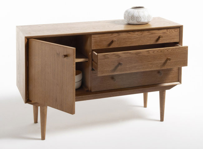 Midcentury modern home: Quilda furniture range at La Redoute