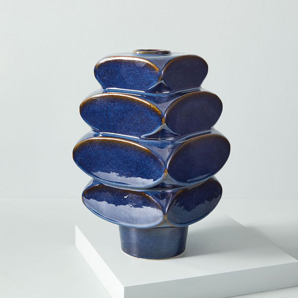 Discounted: Retro Modernist Vases at West Elm