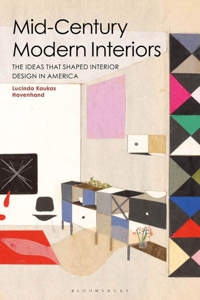 Out now: Mid-Century Modern Interiors by Lucinda Havenhand