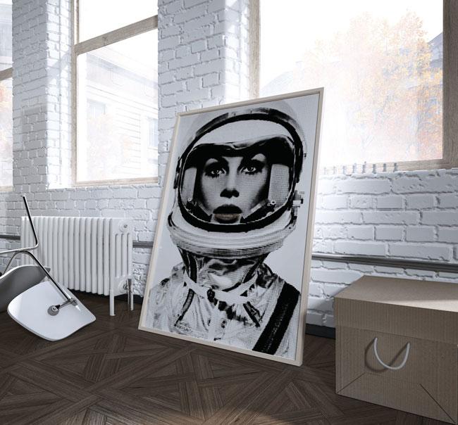 Mad Men-style: Deltanova retro-style prints at Etsy