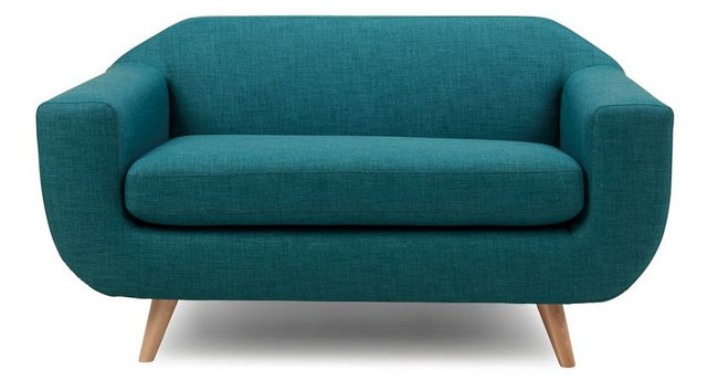 Drayco 1960s-style seating range at DFS