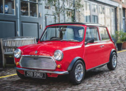 Classic Electric Mini by Swind now available to order