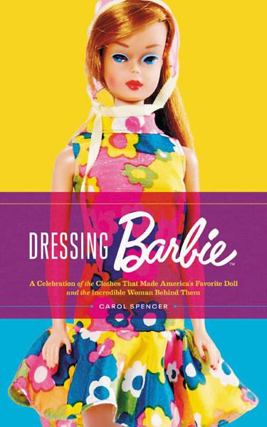 Mini retro style: Dressing Barbie by Carol Spencer