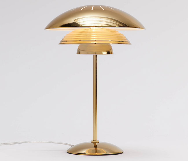Scandi-style Stockholm table lamp at John Lewis and Partners