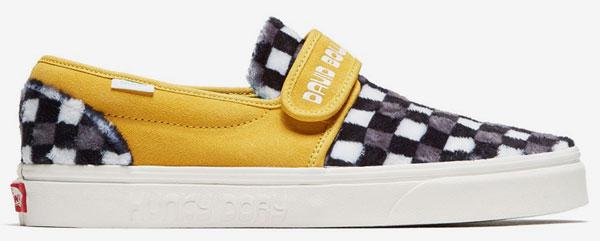 Vans x David Bowie footwear range unveiled