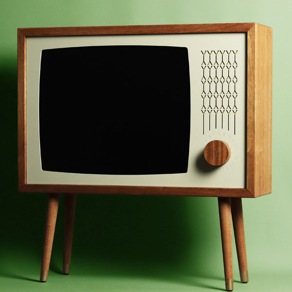 Yesterday Vision retro gaming monitor by Love Hulten