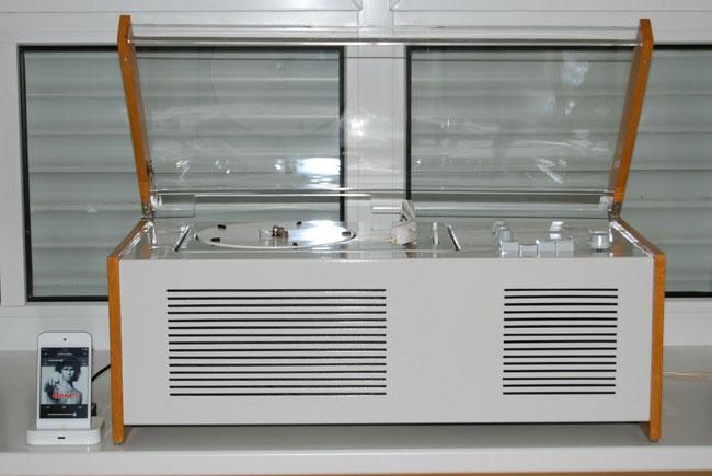 1950s Dieter Rams-designes Braun SK4 audio system on eBay