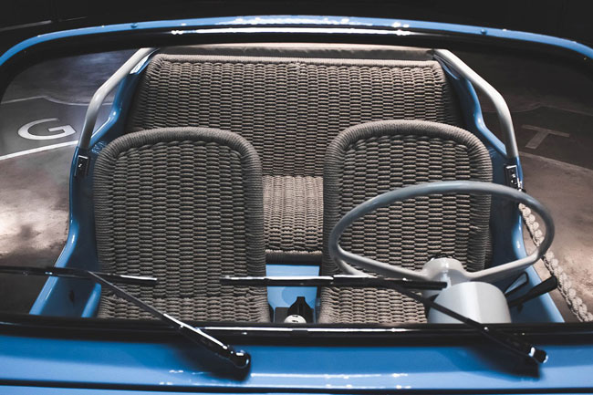Retro wheels: Fiat 500 Jolly Icon-e by Garage Italia