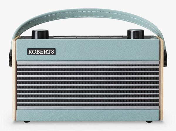 1970s Roberts Rambler BT DAB radio now available