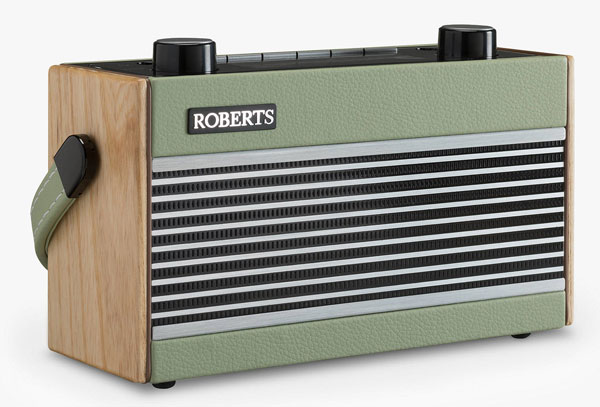 1970s Roberts Rambler BT DAB radio now available