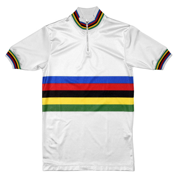 Retro and vintage cycling clothing by Tiralento
