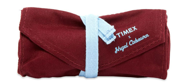 Timex x Nigel Cabourn 1950s-style Referee's Watch