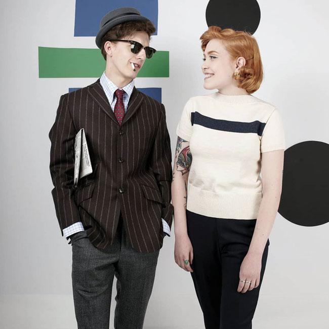 Classic 20th-century fashions at the Dorian Boutique