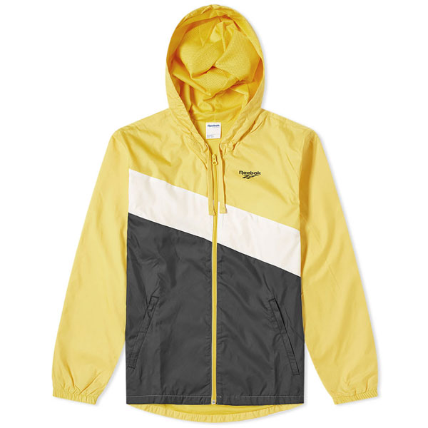 Retro rainwear: Reebok Vector Windbreaker