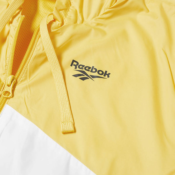 Retro rainwear: Reebok Vector Windbreaker