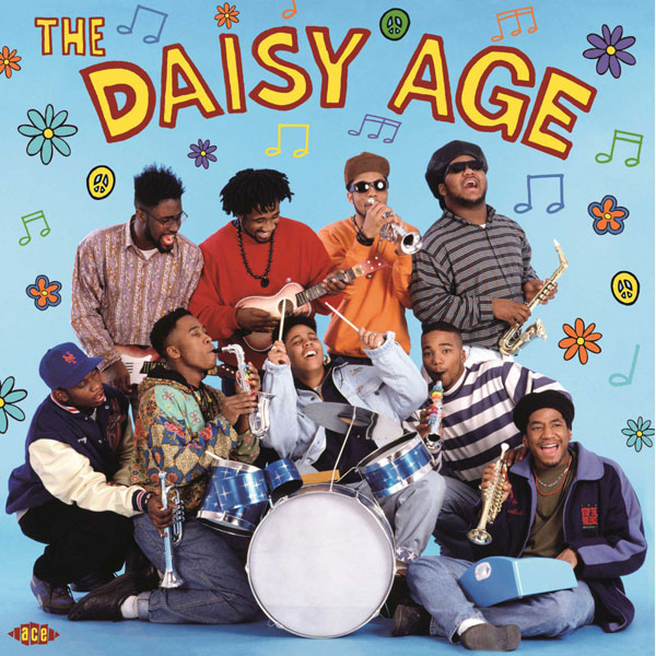 Happy hip hop: Daisy Age compilation by Ace Records