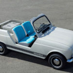 Retro summer driving with the Renault e-Plein Air