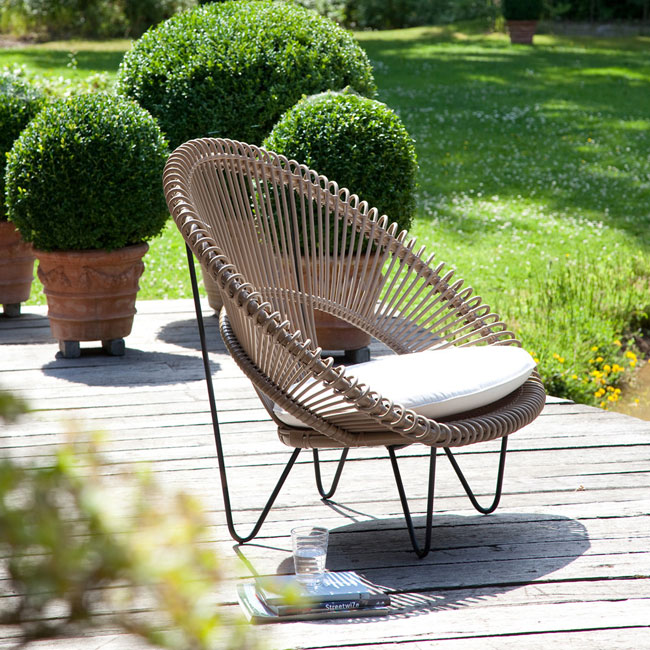10 Of The Best Retro Garden Chairs And Sofas Retro To Go