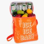 Go retro with the Sunnylife beach cooler bag