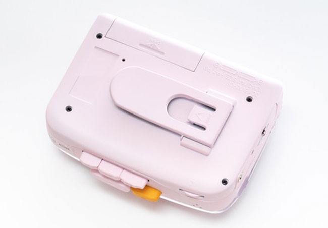 It's OK portable Bluetooth cassette player by Ninm