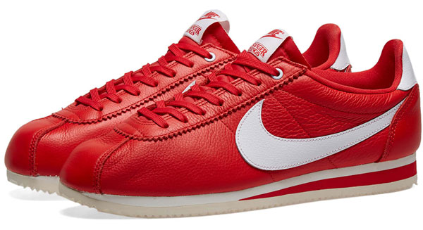 Nike x Stranger Things Classic Cortez trainers