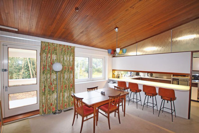 For sale: 1960s time capsule house for in Southampton, Hampshire