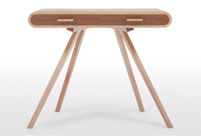 10. Retro Fonteyn desk at Made