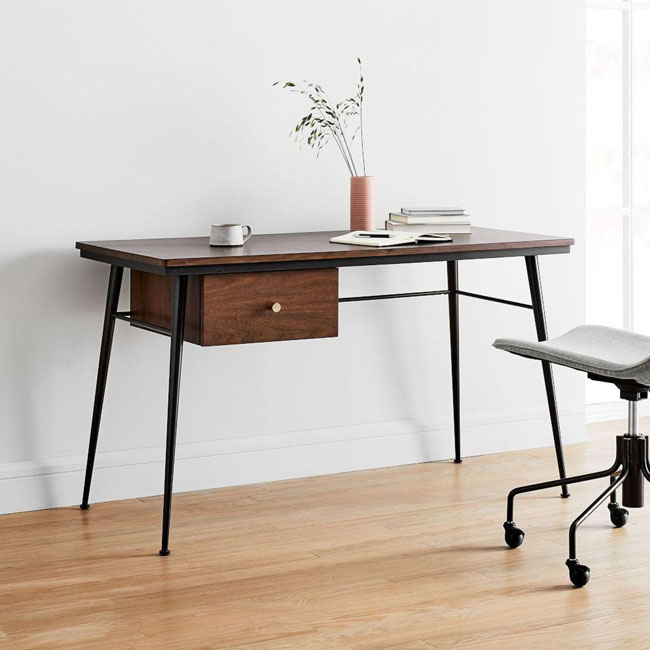10 of the best retro home office desks