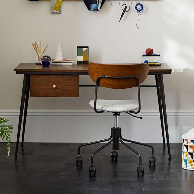 1. Emory desk at West Elm