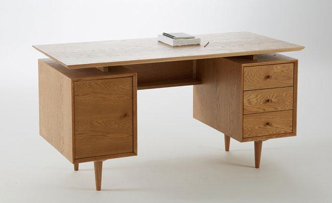 9. Quilda desk at La Redoute