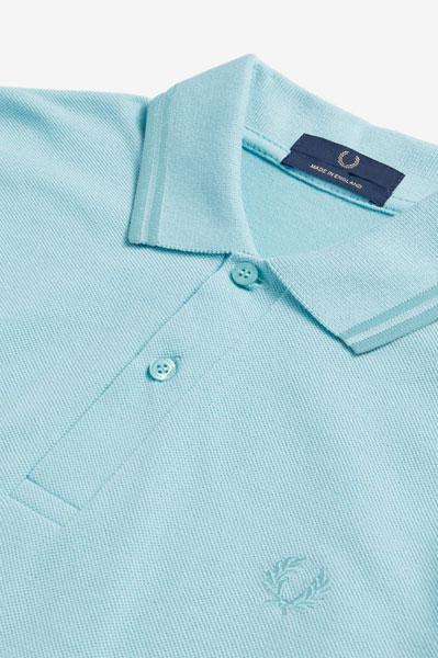 Limited edition Fred Perry M12 polo shirts in 1985 shades