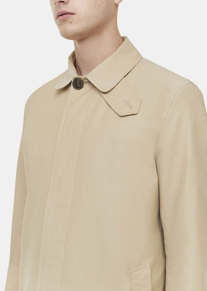 1950s Mansell Car Coat by Gloverall
