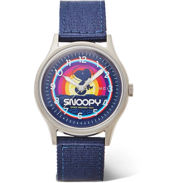 Timex x Peanuts Snoopy In Space MK1 Watch