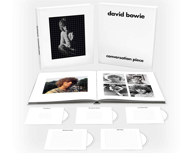 David Bowie's Conversation Piece early years box set