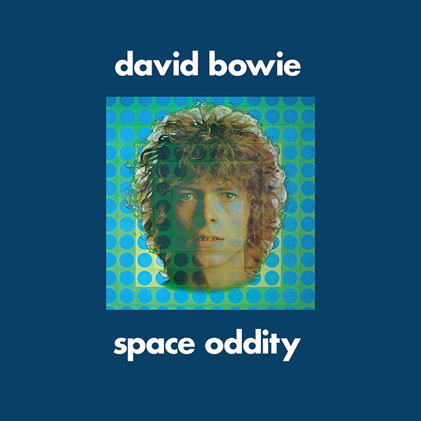 David Bowie's 2019 Space Oddity vinyl