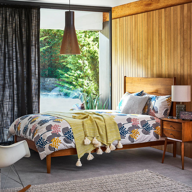 Mid Century Bedroom Furniture Range By West Elm Retro To Go
