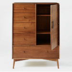 Mid-Century bedroom furniture range by West Elm