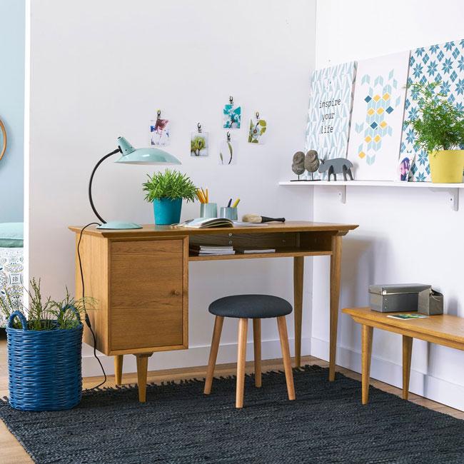 Quilda desk at La Redoute