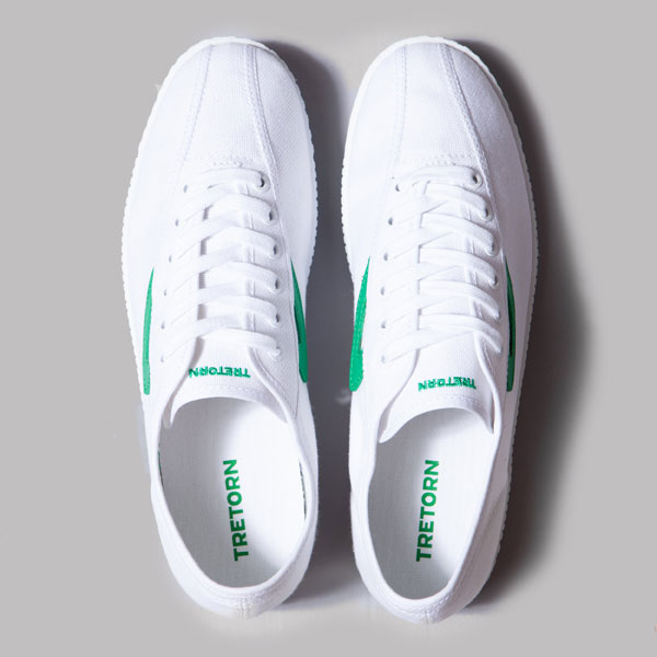Timeless classic: 1960s Tretorn Nylite tennis shoes