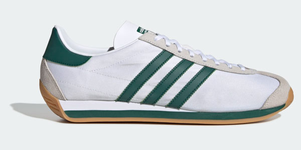 Adidas Country OG trainers return to